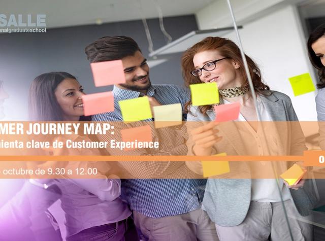 Curso CX - Customer Journey Map - La Salle