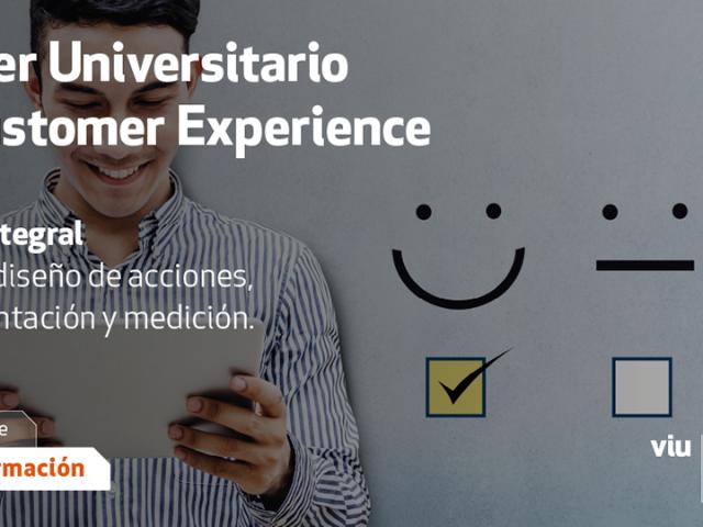 Master Universitario en Customer Experience - VIU