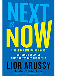 Next is now - Libro CX