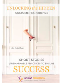 Unlocking the hidden Customer Experience - Libro CX