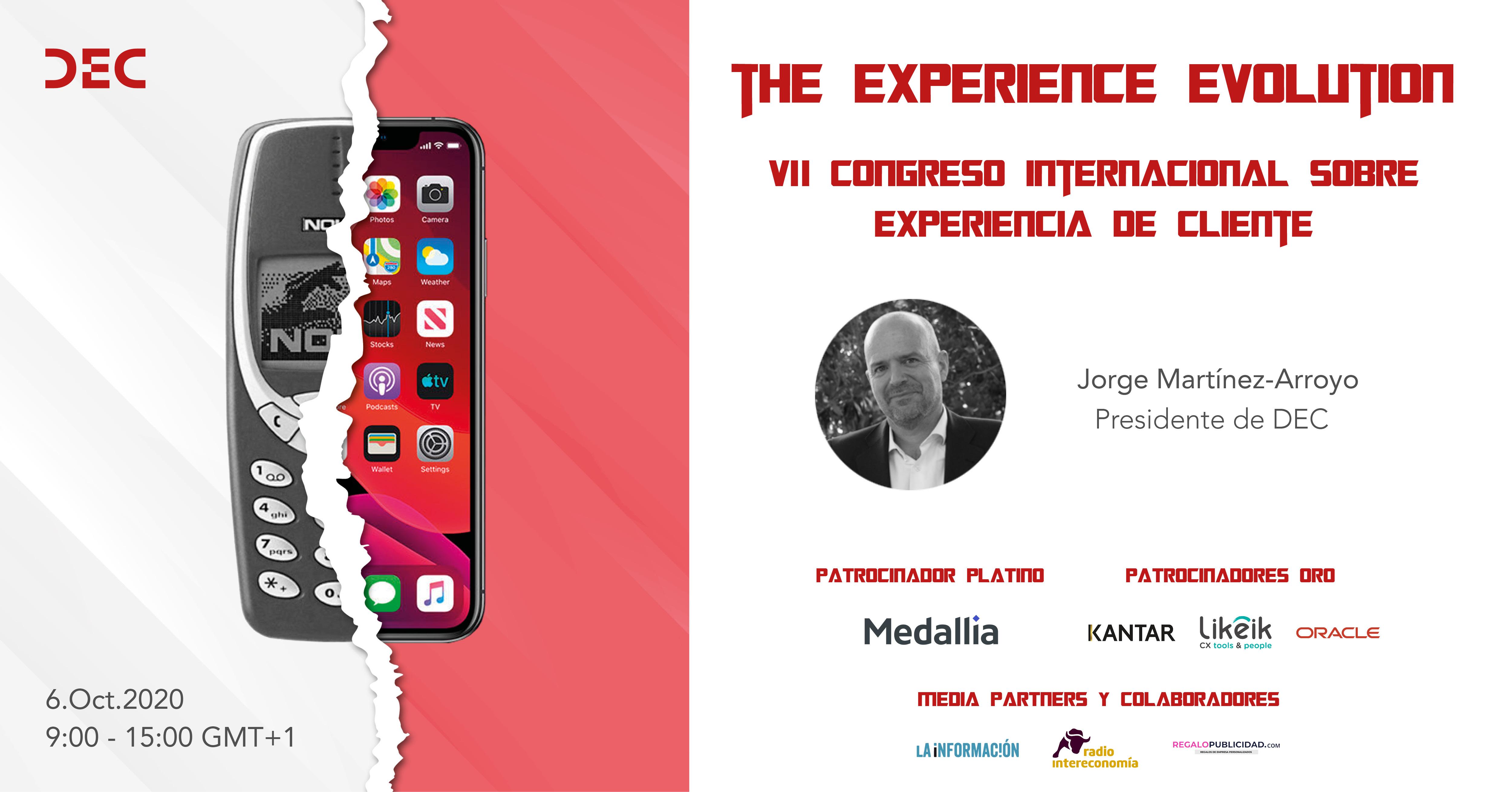 Jorge Martinez-Arroyo en el VII Congreso DEC - Presentacion