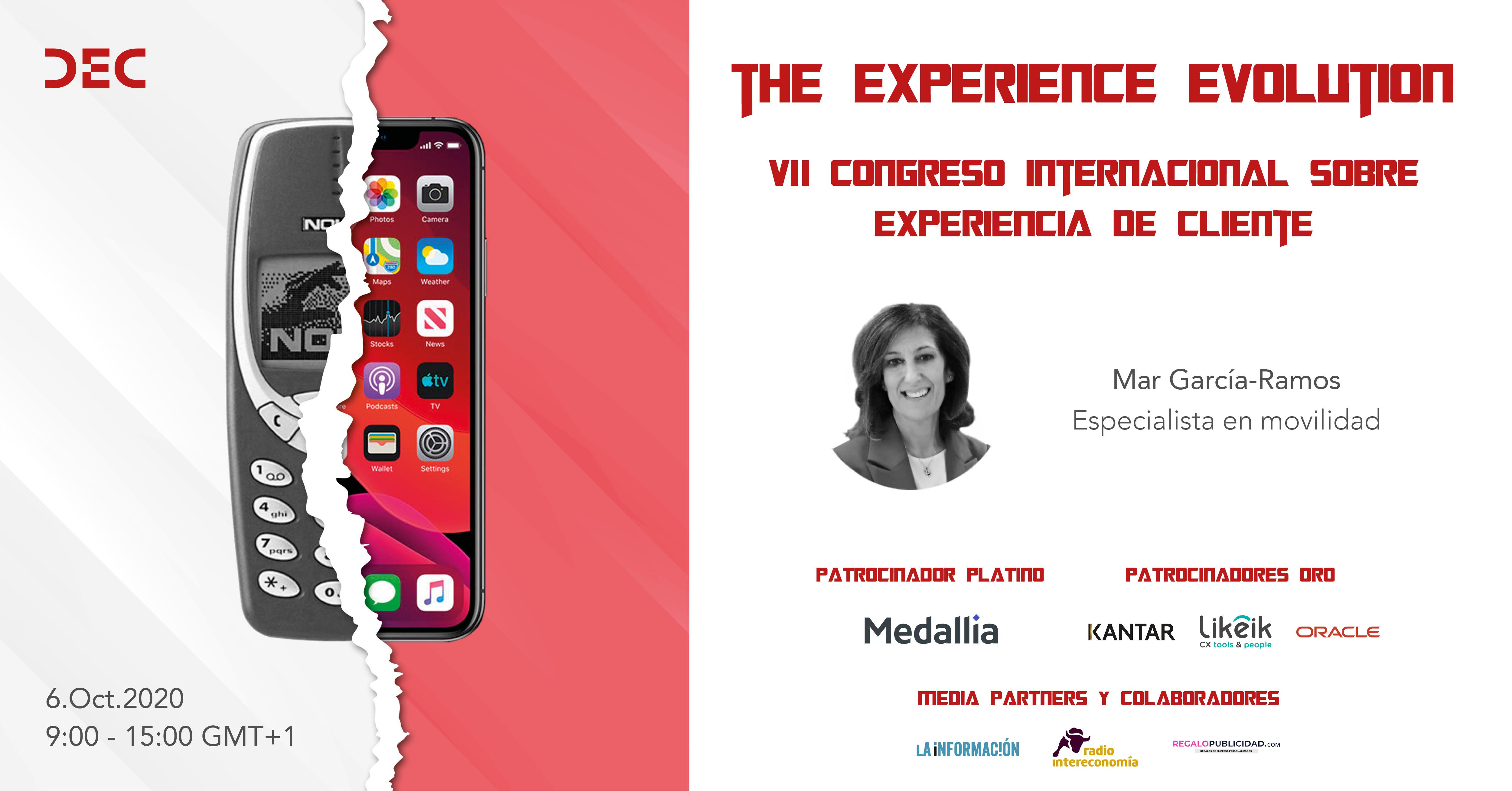 Mar Garcia en el VII Congreso DEC - Presentacion