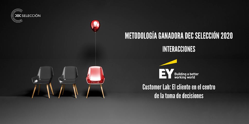 Customer Lab El cliente en el centro de la toma de decisiones - DEC Seleccion - EY