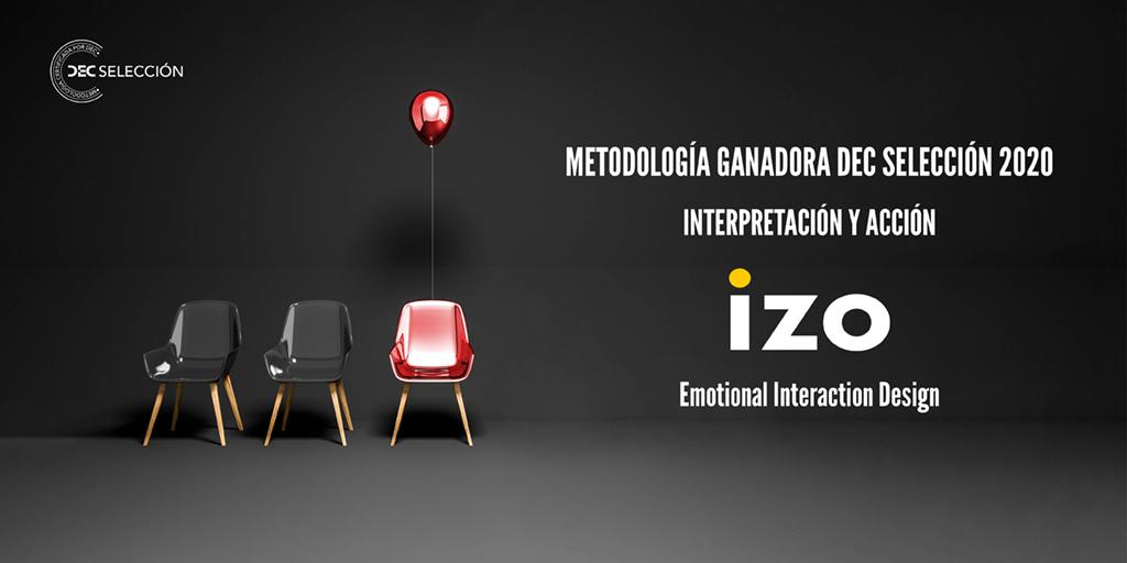 Emotional Interaction Design - DEC Seleccion - IZO