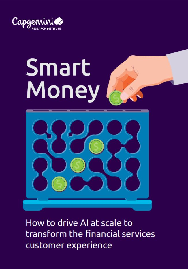 How to drive AI at scale to transform the financial services customer experience