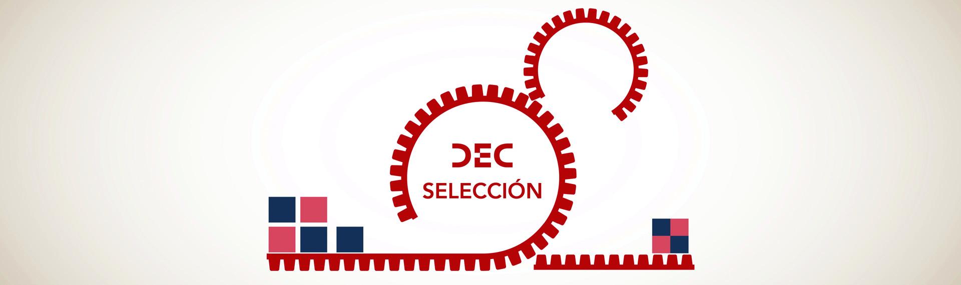 Primera edición DEC Selección - Evento