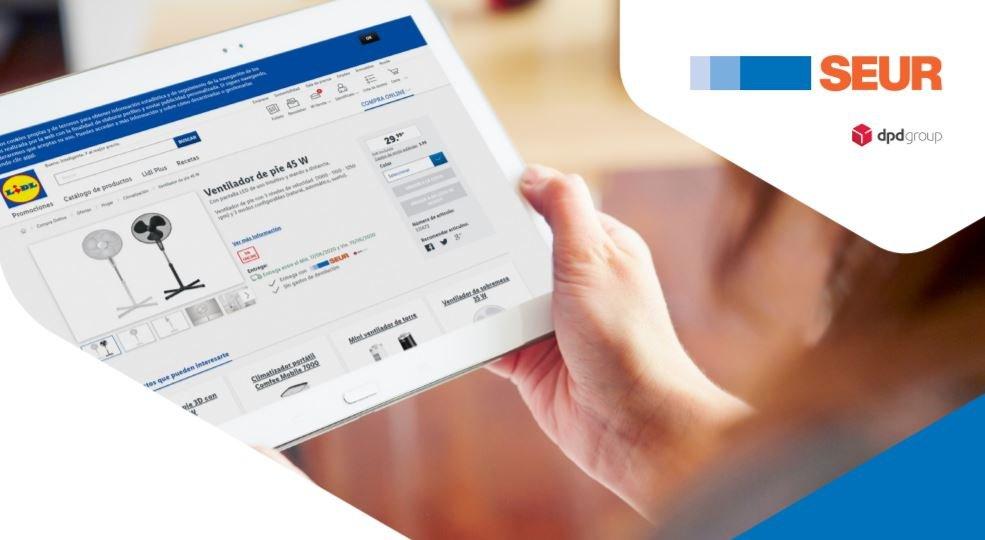 Seur - Lidl - como optimizar la conversion en un ecommerce
