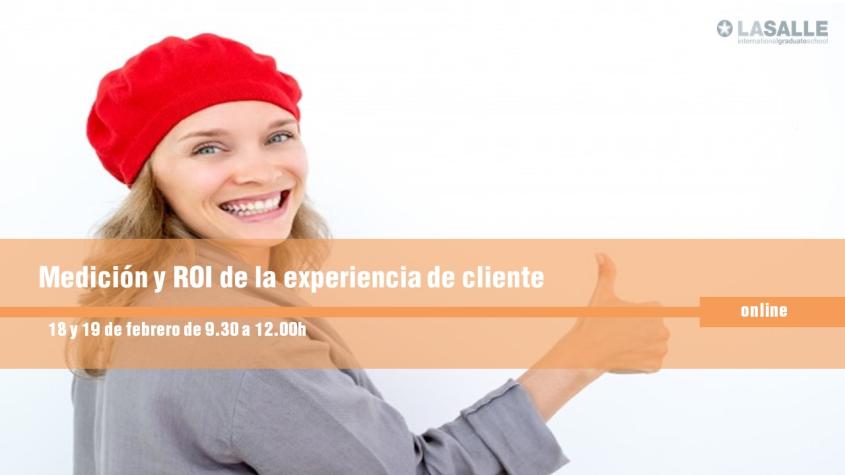 Curso CX - Medicion y ROI de la Experiencia de Cliente